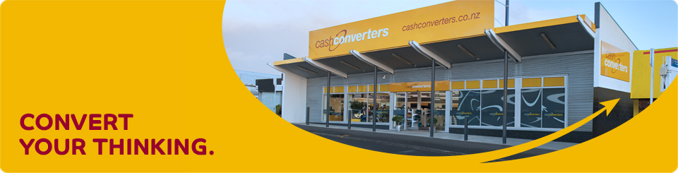 Join Cash Converters and convert your career today